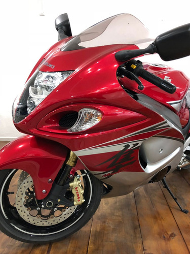 suzuki gsx 1300 hayabusa abs 2019 vermelha 0km