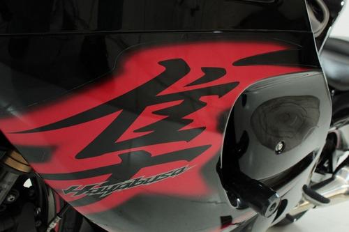 suzuki gsx 1300 r hayabusa 2012 preta