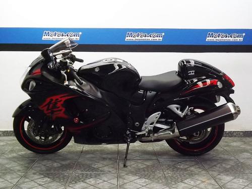 suzuki gsx 1300r hayabusa 2012 preta - motoscom