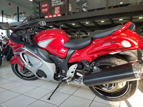 suzuki gsx 1300ra vermelha 2018