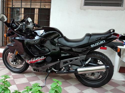 suzuki gsx 600 f katana modelo 90. unica!!