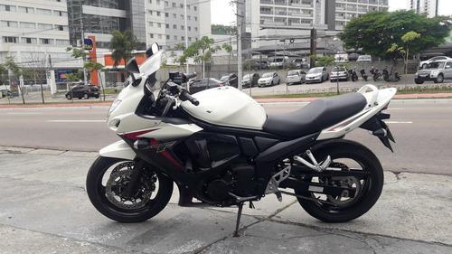suzuki gsx 650 f 2013  impecavel