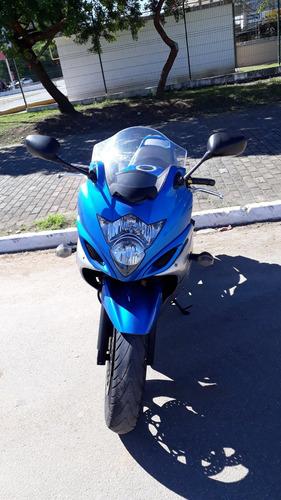 suzuki gsx 650f - 2011