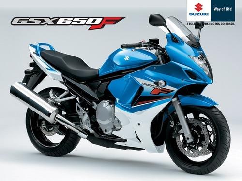 suzuki gsx 650f 2011