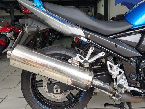 suzuki gsx 650f azul 2013