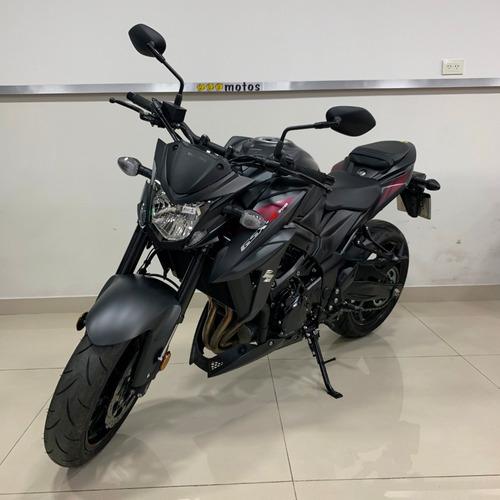 suzuki gsx 750cc nacked/calle usada año2018 999 motos