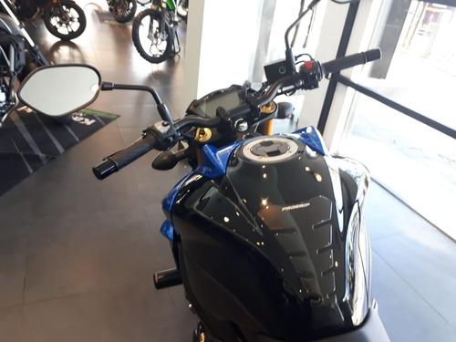 suzuki gsx 750s usada 6750 kms año 2017 con accesorios