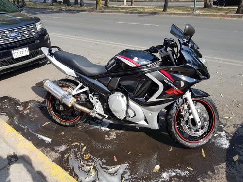 suzuki gsx-f 2008 650cc impecable muy potente paeles en regl
