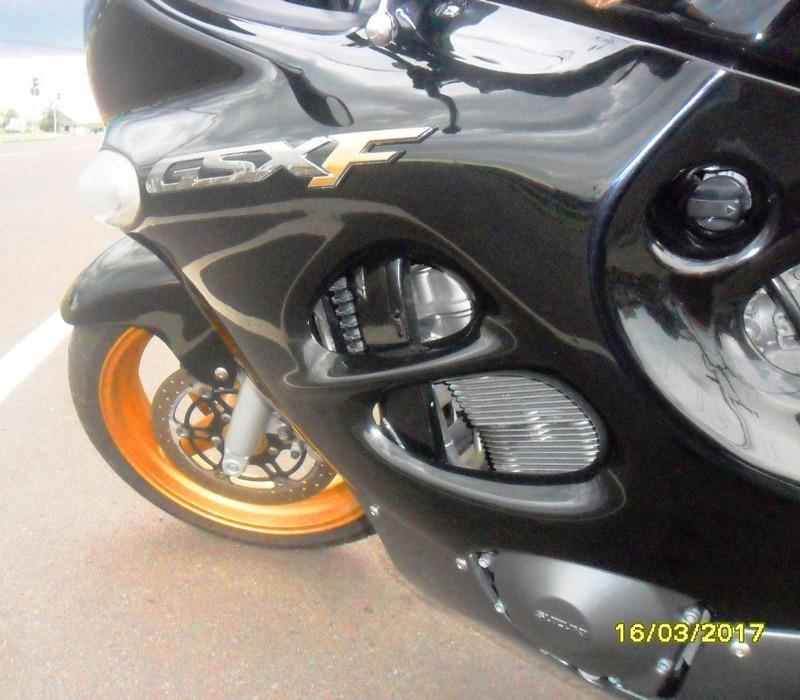 suzuki gsx-f aceito carro de igual ou menor valor - 2007