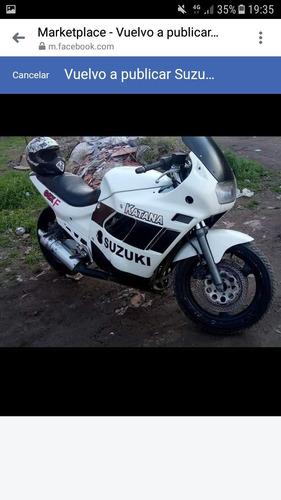 suzuki gsx f600