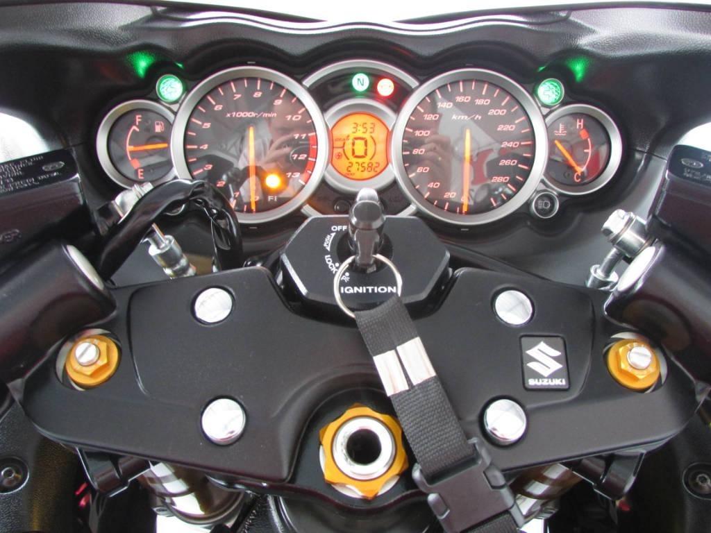 Suzuki Gsx Gsx-r1300 Raz Hayabusa Abs