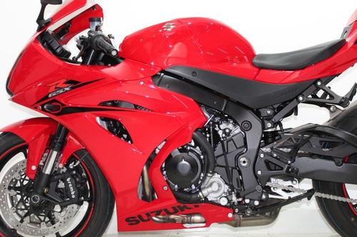suzuki gsx r 1000 a 2019 vermelha
