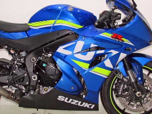 suzuki gsx r 1000 abs 2019 azul