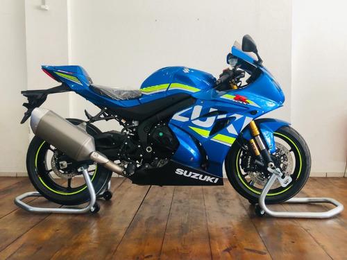 suzuki gsx r 1000r azul moto gp esportiva carenada 0km 2019