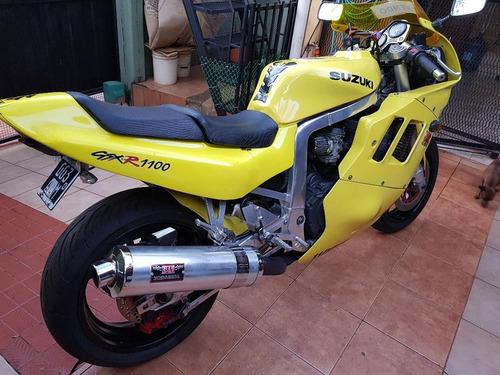 suzuki gsx-r 1100 mod 92 muy buena