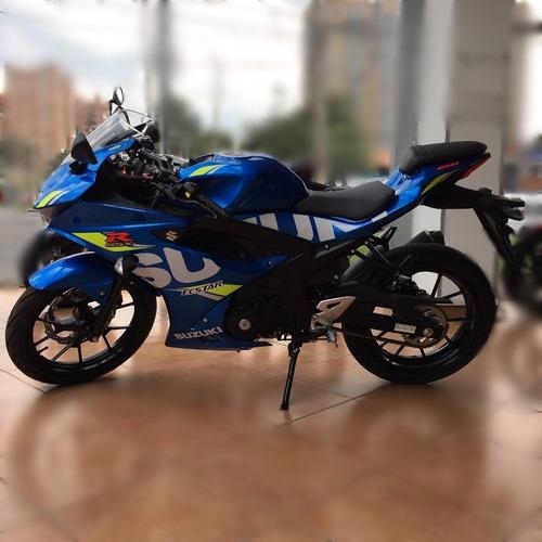 suzuki gsx-r 150 - financiación