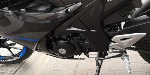 suzuki gsx r 150cc modelo 2019 16mil km no semaforizacion