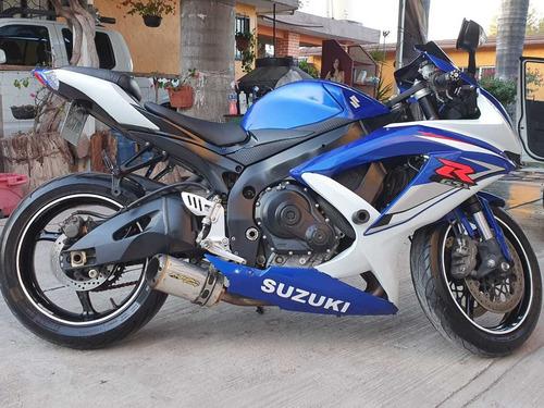 suzuki gsx-r 750 2009.