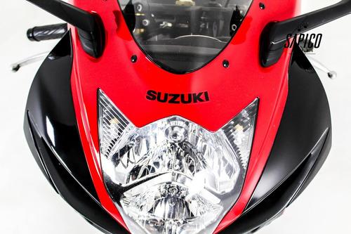 suzuki gsx r 750 2015