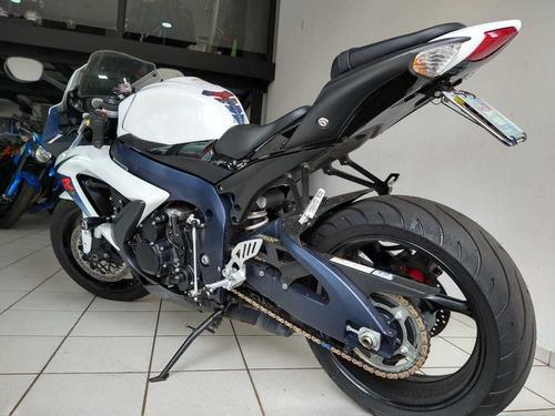 suzuki gsx r 750 branco 2013