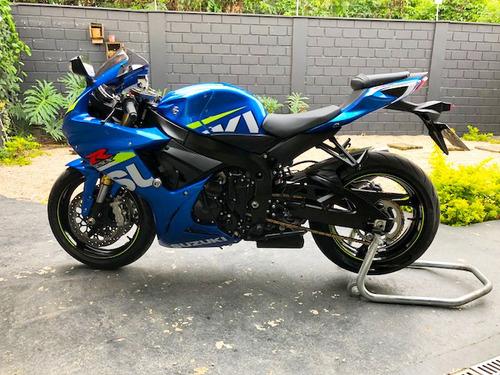 suzuki gsx-r 750 moto