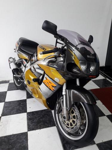 suzuki gsx-r 750 motos