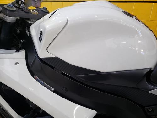 suzuki gsx r 750 srad - branca - 2011 - km 27.000 ..