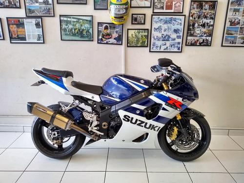 suzuki gsx-r1000 2005 impecável - moto & cia