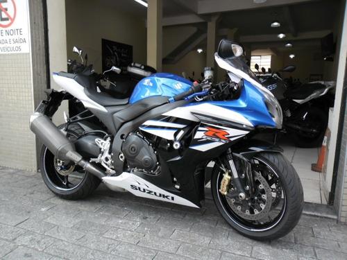 suzuki gsx-r1000 2016 azul