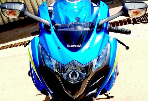 suzuki gsx r1000 moto