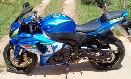 suzuki gsx r1000 moto gp com 468km rodados novissima