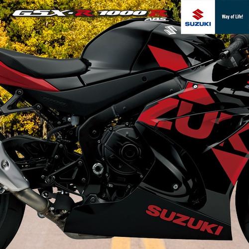 suzuki gsx r1000 r