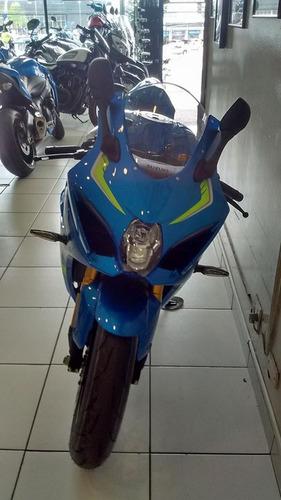 suzuki gsx-r1000r abs moto gp 0km lançamento - moto & cia