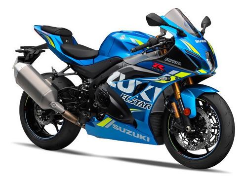 suzuki gsx-r1000r (srad) 2019/2020 azul - 0km