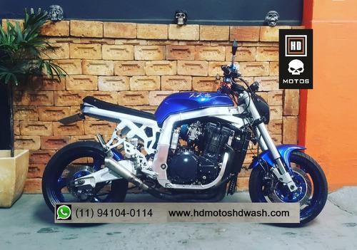 suzuki   gsx-r1100  customizada