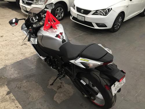 suzuki gsx r600 2018