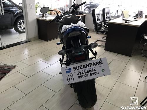 suzuki gsx-s 1.000 2019 único dono 0km