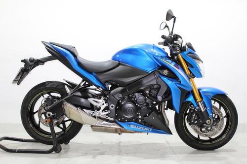 suzuki gsx s 1000 abs 2018 azul