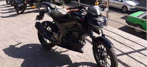 suzuki  gsx-s 150 2018