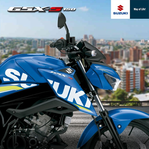 suzuki, gsx-s 150