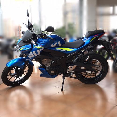 suzuki gsx-s 150 - financiación