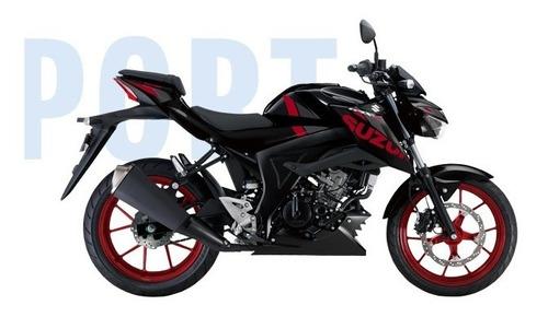 suzuki gsx-s 150 modelo 2022 - financiación