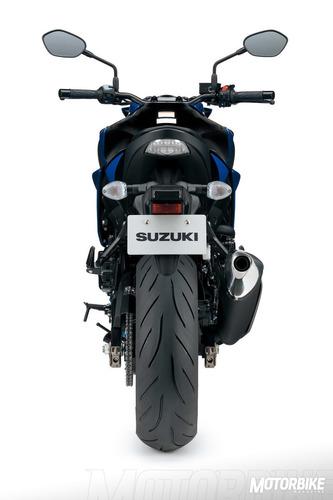 suzuki gsx-s 750  0km