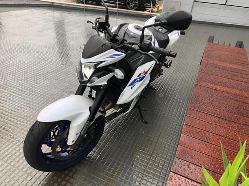 suzuki - gsx s 750 - 2020 - apenas 900km