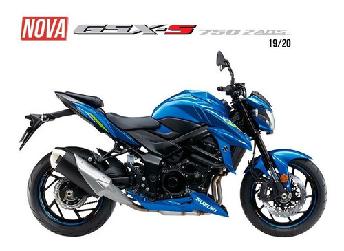 suzuki gsx s 750 2021