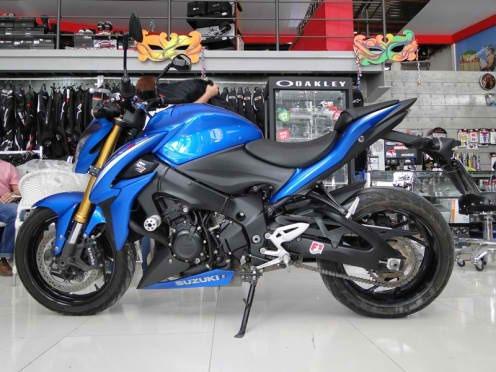 suzuki gsx-s 750 com freios abs