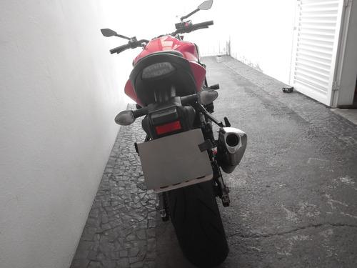 suzuki gsx s 750 - único dono - 4.000 km !