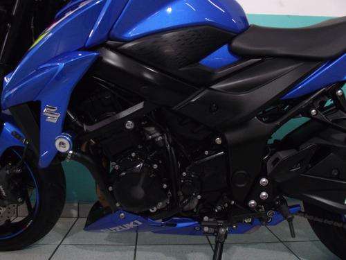suzuki gsx-s 750 za abs 2020 azul