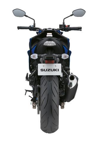 suzuki gsx-s 750a 0km 2018/2019 com 1 ano de garantia!