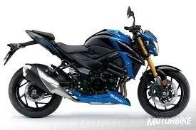 suzuki gsx-s 750a  motolandia tel 47927673